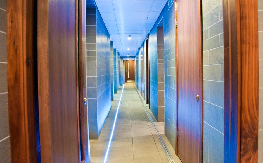 Langdale Corridor