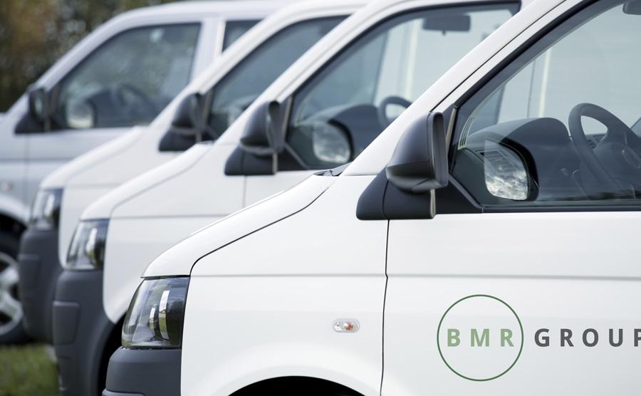 BMR Group Vans