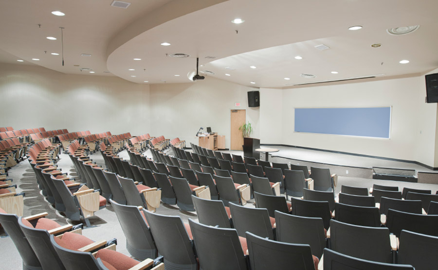 School Lecture Hall