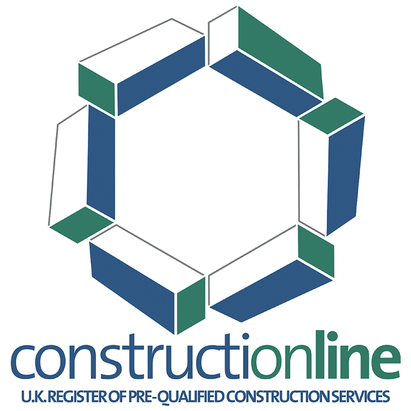 Constructionline UK Registered Pre-Qualified Contractors
