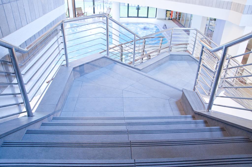 Spa Stairway